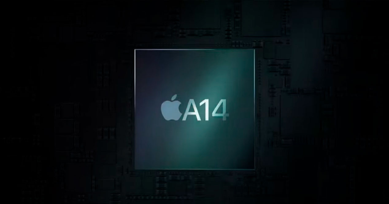 Procesador A14 Apple 4