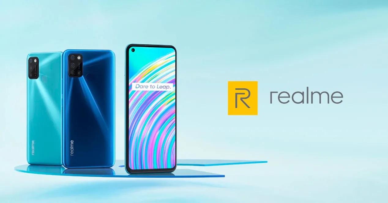 Realme C17 Colores