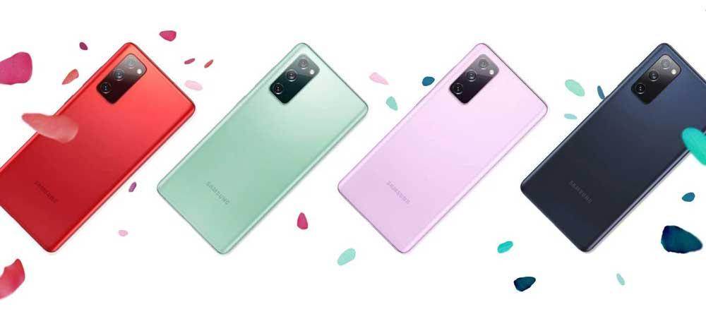 Samsung Galaxy S20 Fe Colores 1