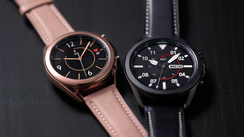 Samsung Galaxy Watch3 Hero