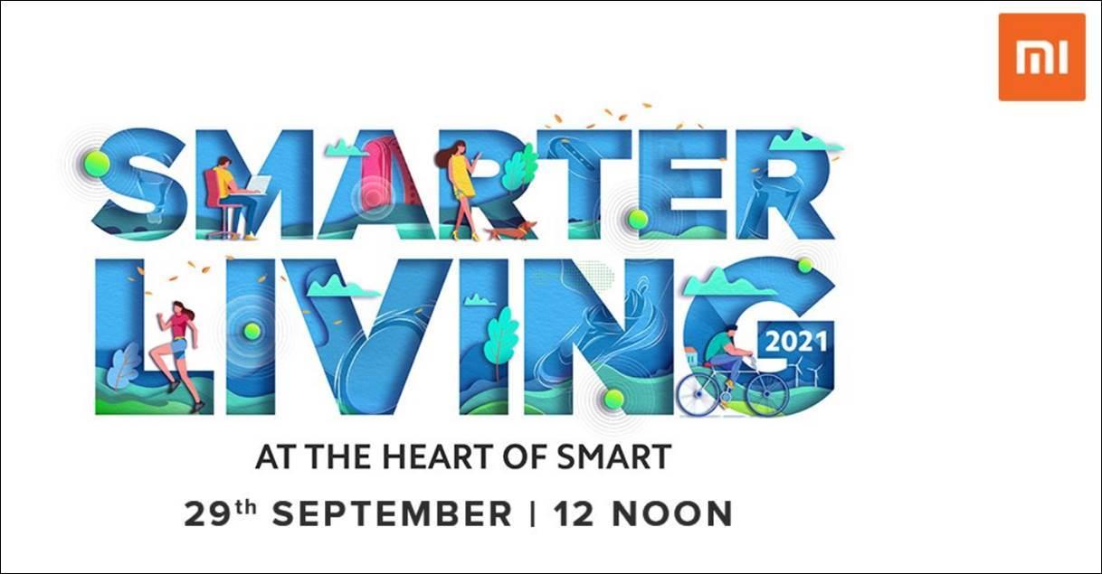 Smarter Living Event Xiaomi