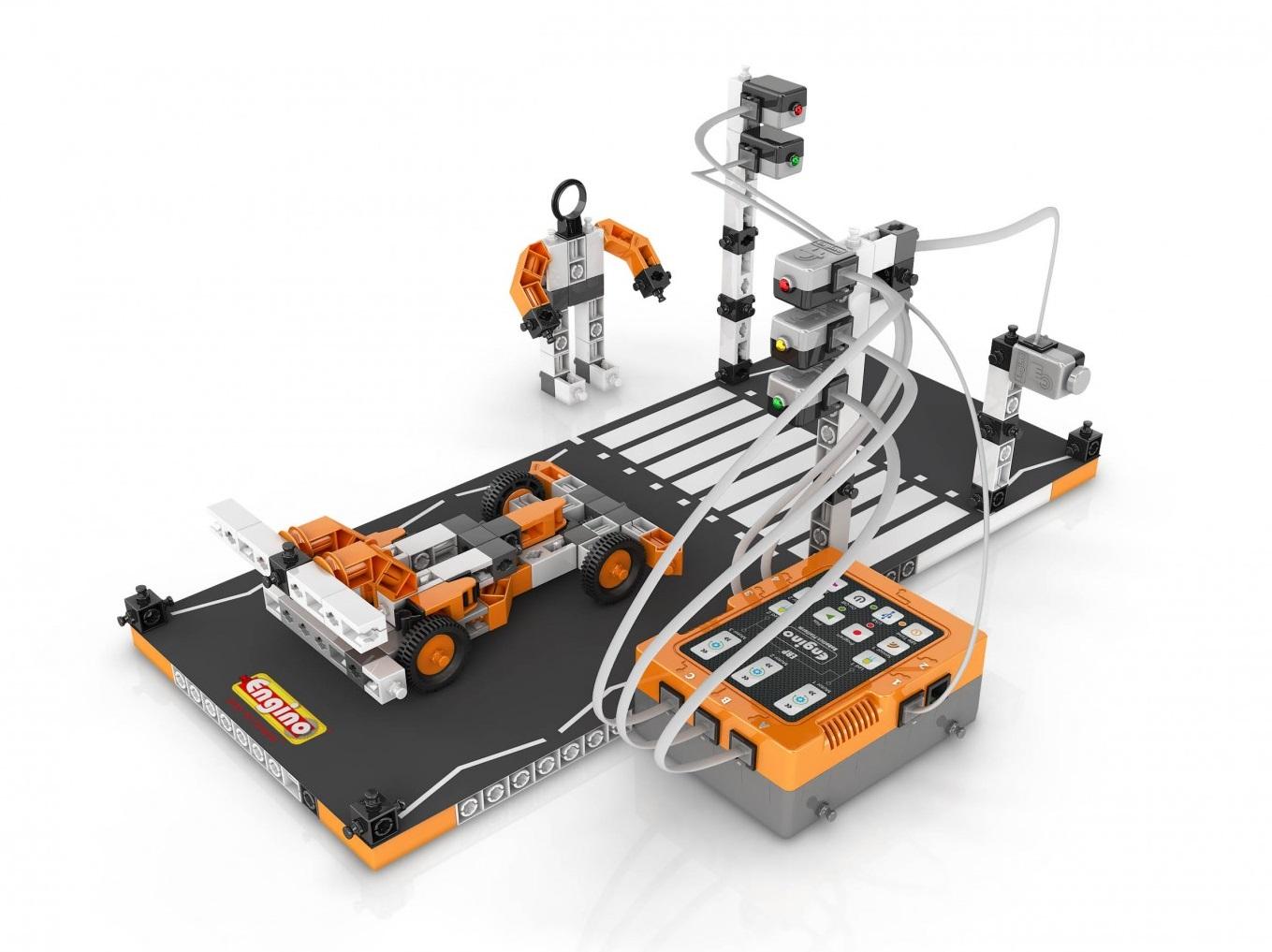 Engino Education E30 Stem Robotics Pro Set V2