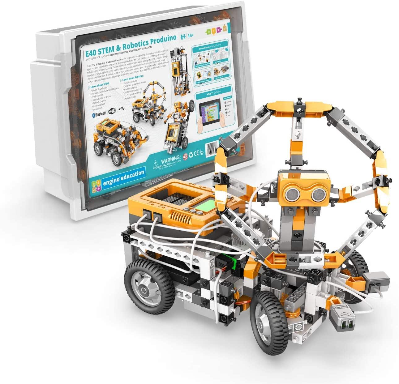 Engino Toys Education E40 Stem