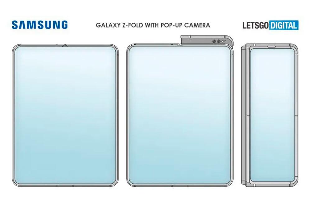 Galaxy Z Fold 2 3