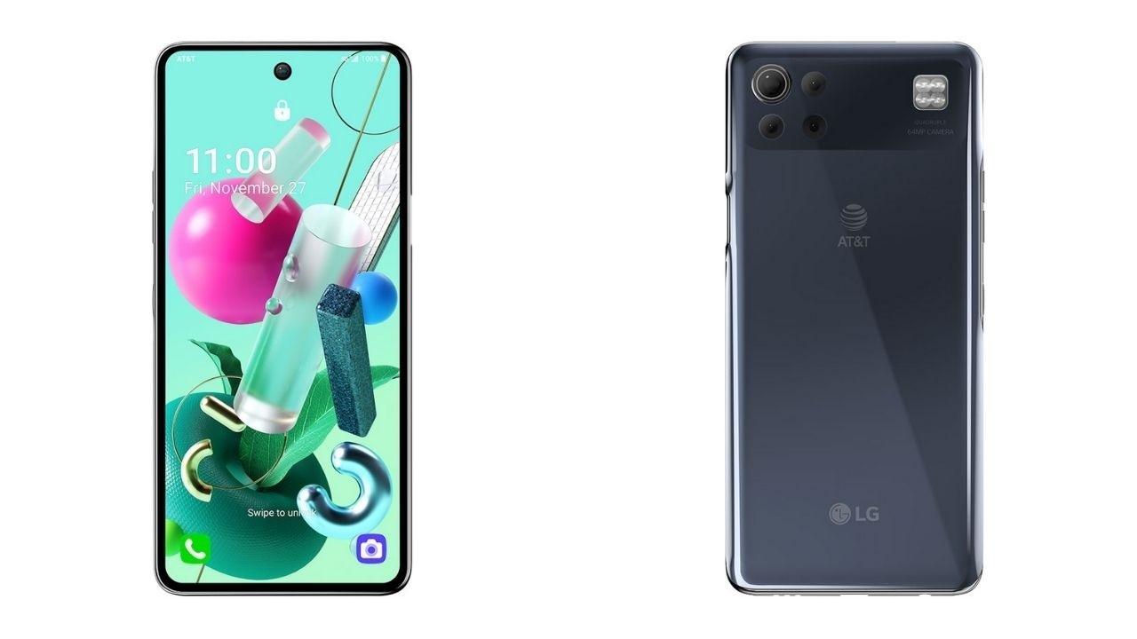 Lg K92 5g Color