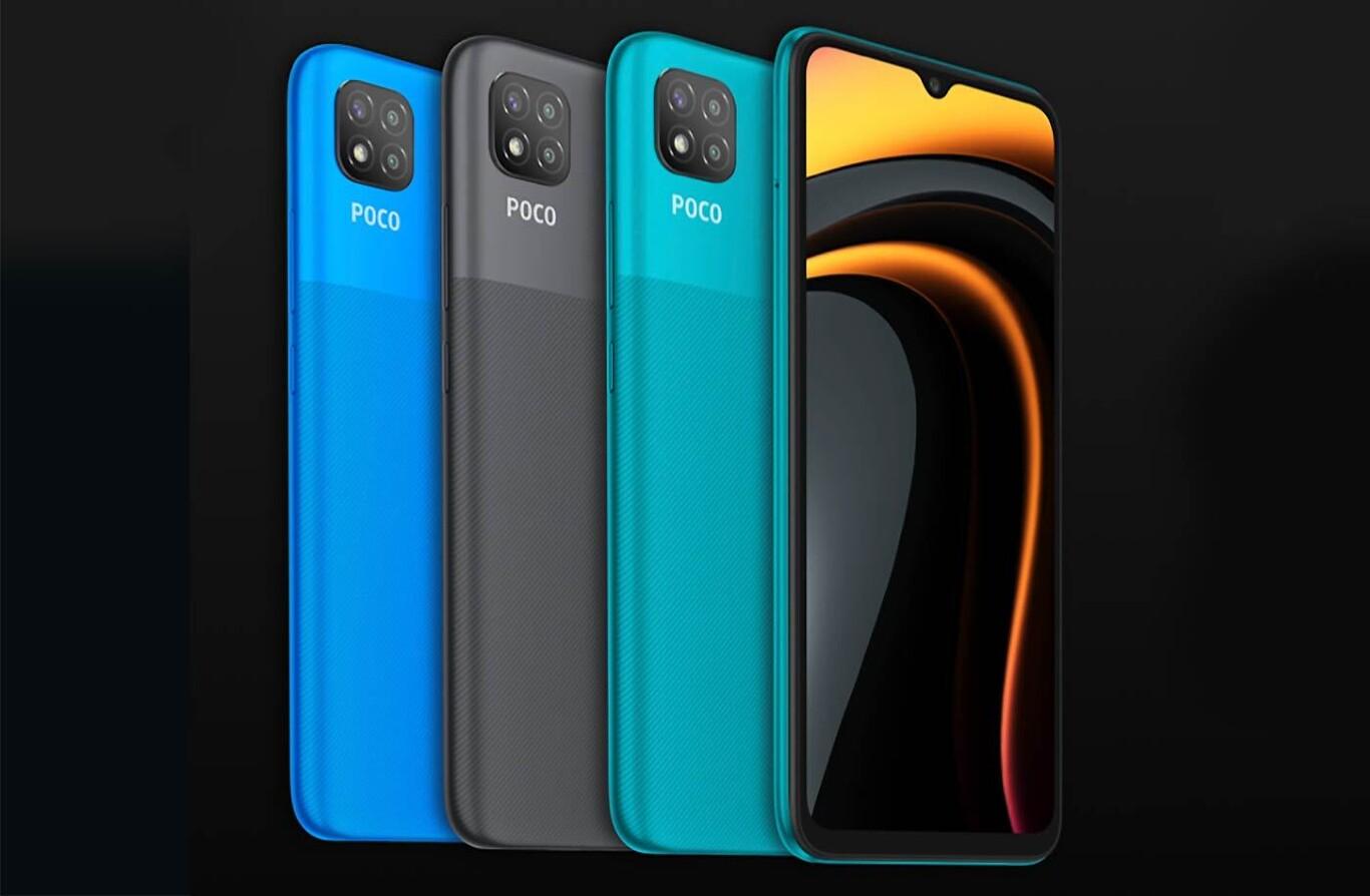 Xiaomi Poco C3 Varios Colores