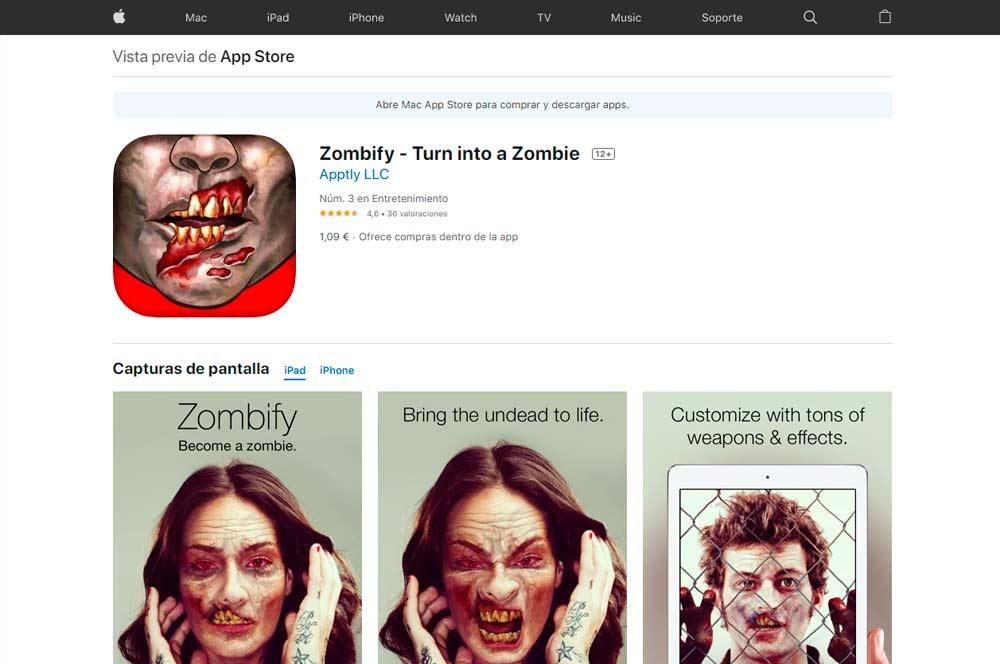 Apps Halloween 2