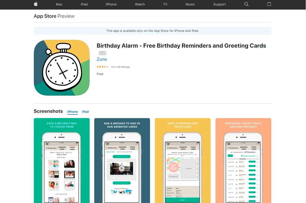 Apps Para Felicitar Aniversarios 4
