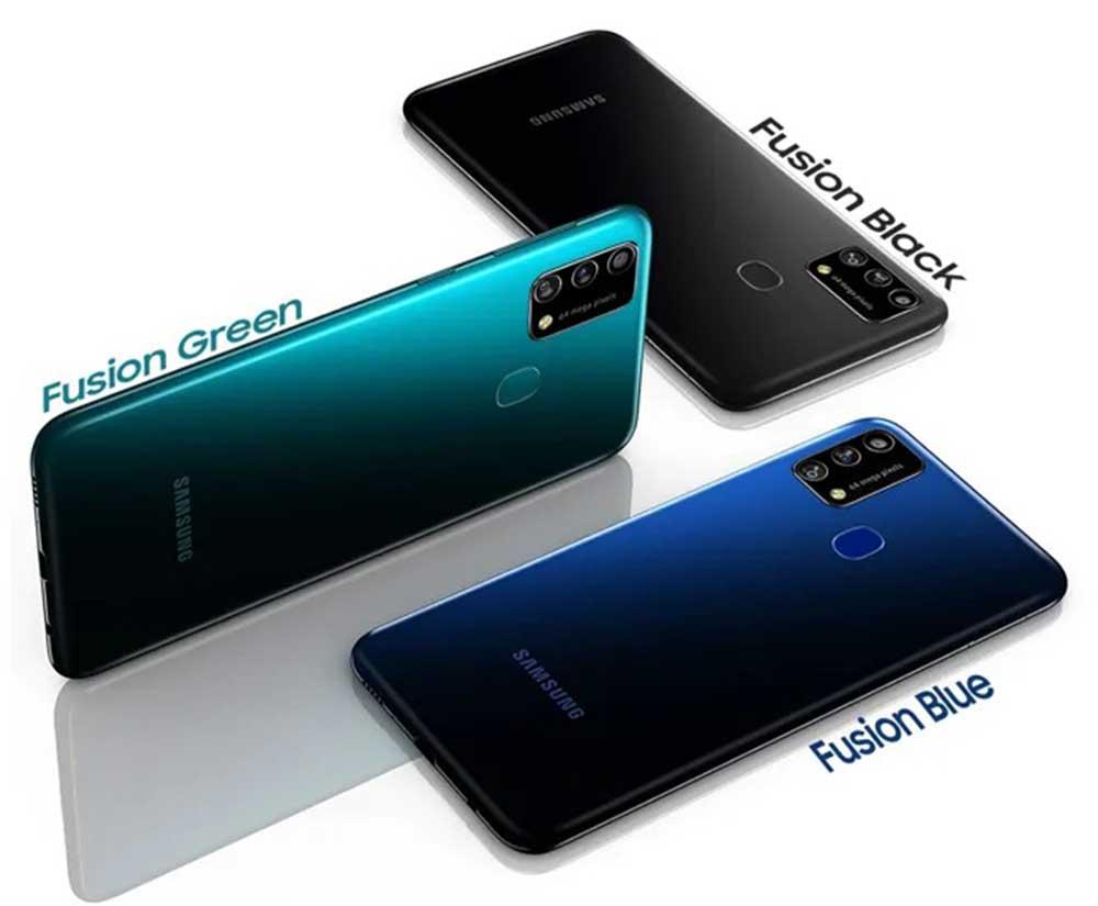 Galaxy F41 Colores