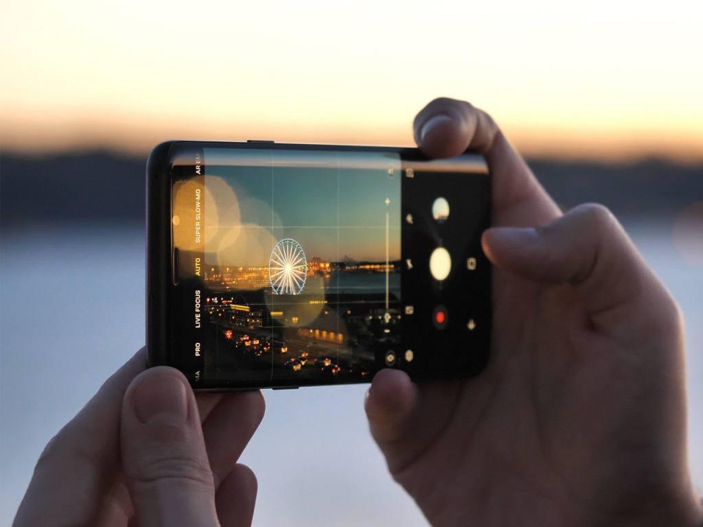 Galaxy S9 Cámaras