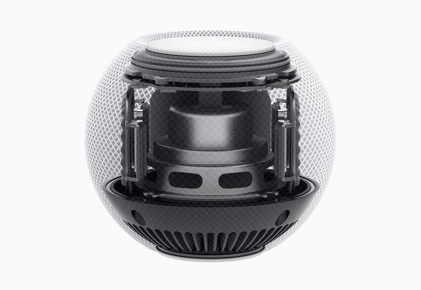 Homepod Mini Dentro