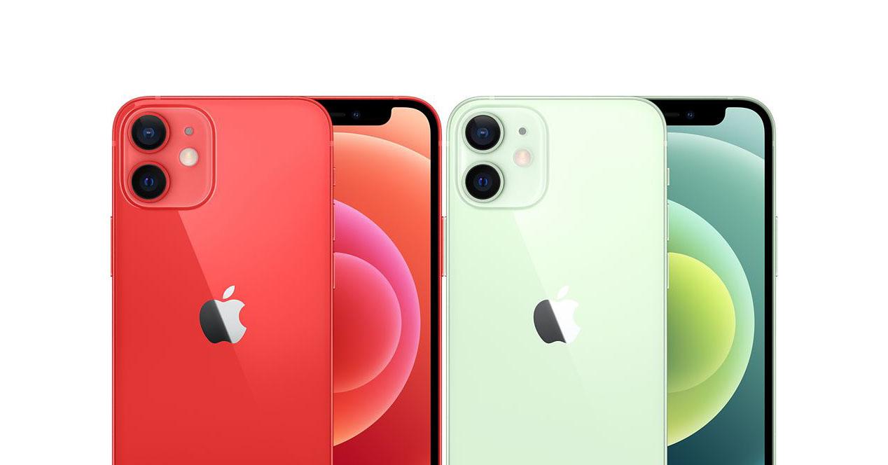Iphone 12 Mini Colores