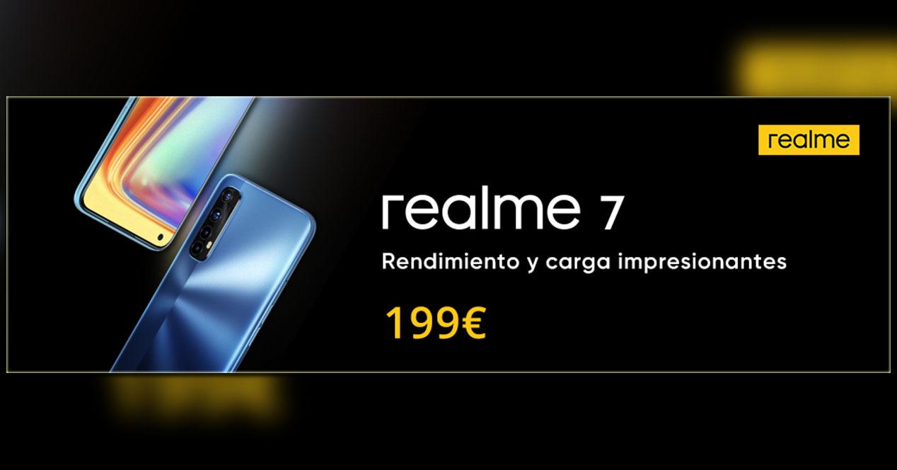 Realme 7 Ya A La Venta En Phone House