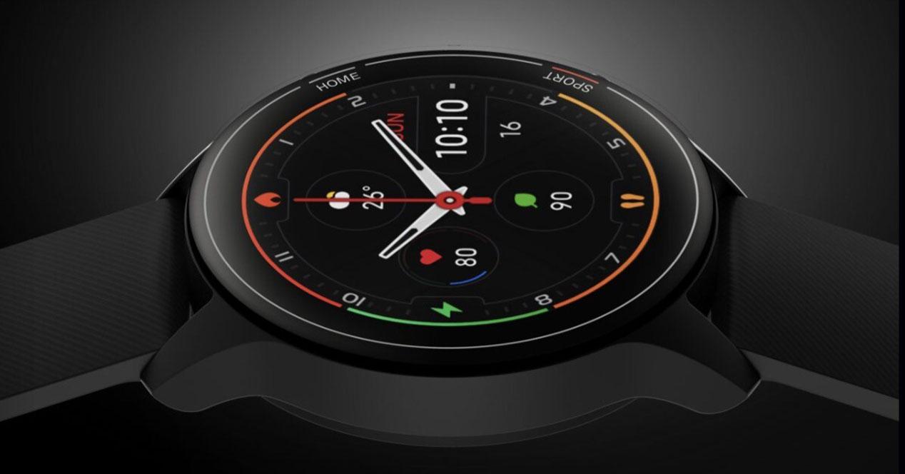 Reloj Inteligente Xiaomi Mi Watch