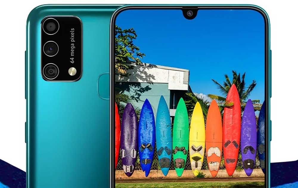 Samsung Galaxy F41 Camaras