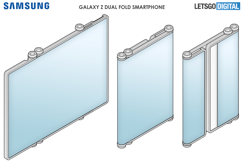 Samsung Galaxy Z Dual Fold 5g