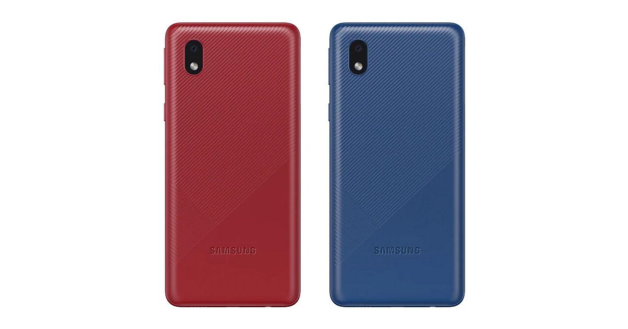 Trasera Galaxy A3 Core