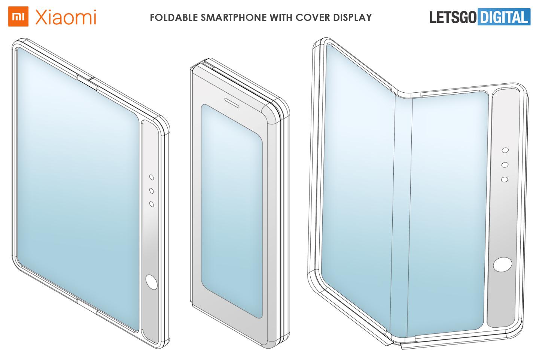 Xiaomi Smartphone Cover Display