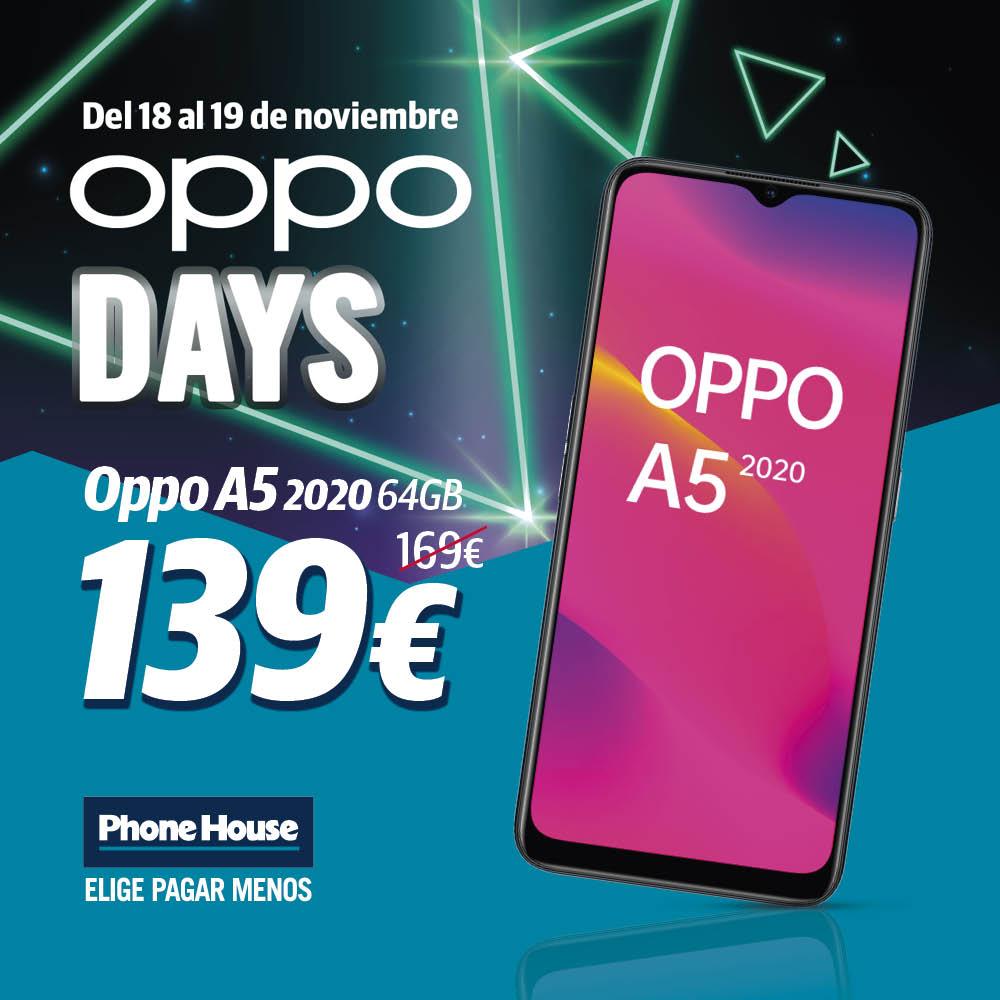 Rrss 1000x1000 Oppo Days Destacado 1