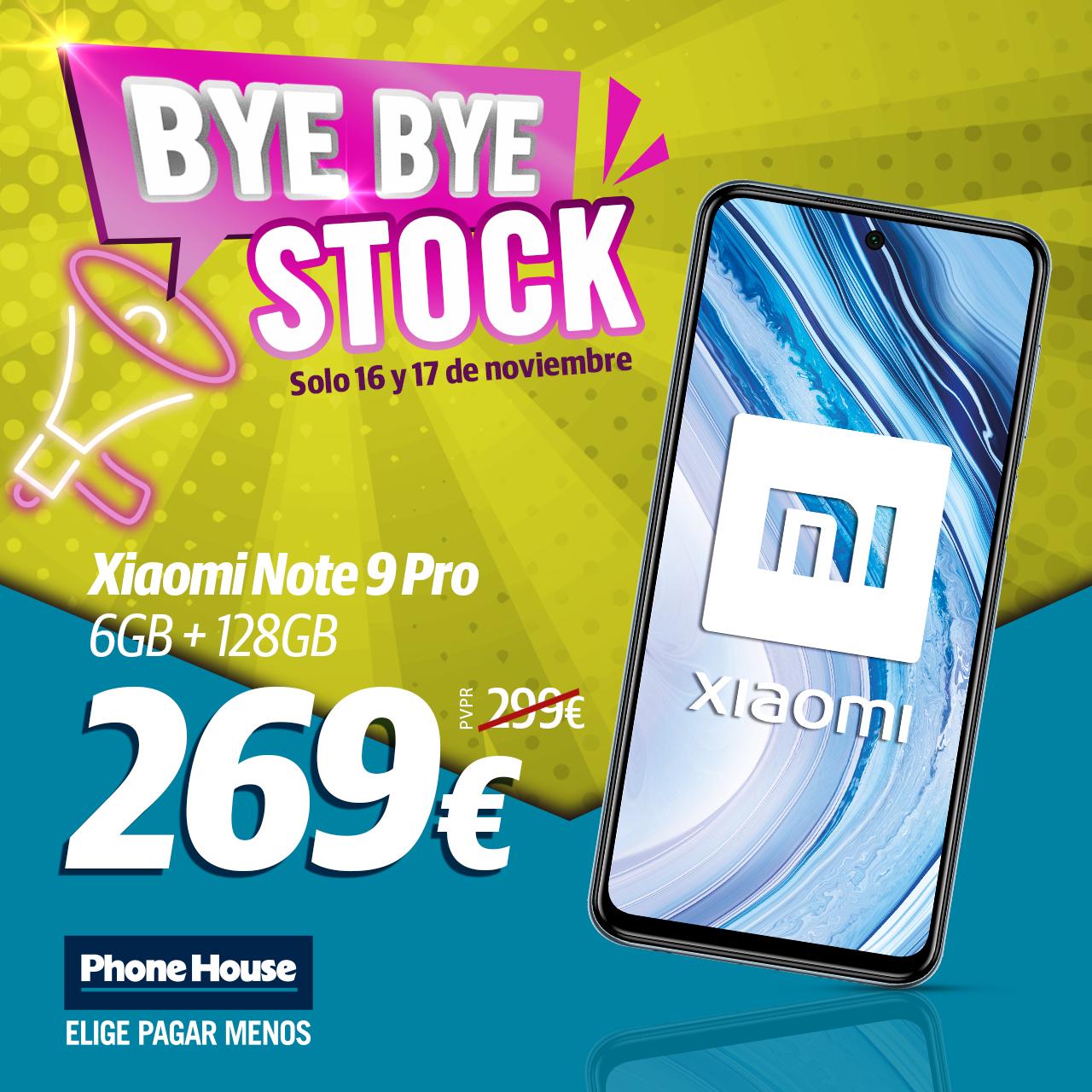 Rrss Bye Stock Prioridad 1 Smartphones