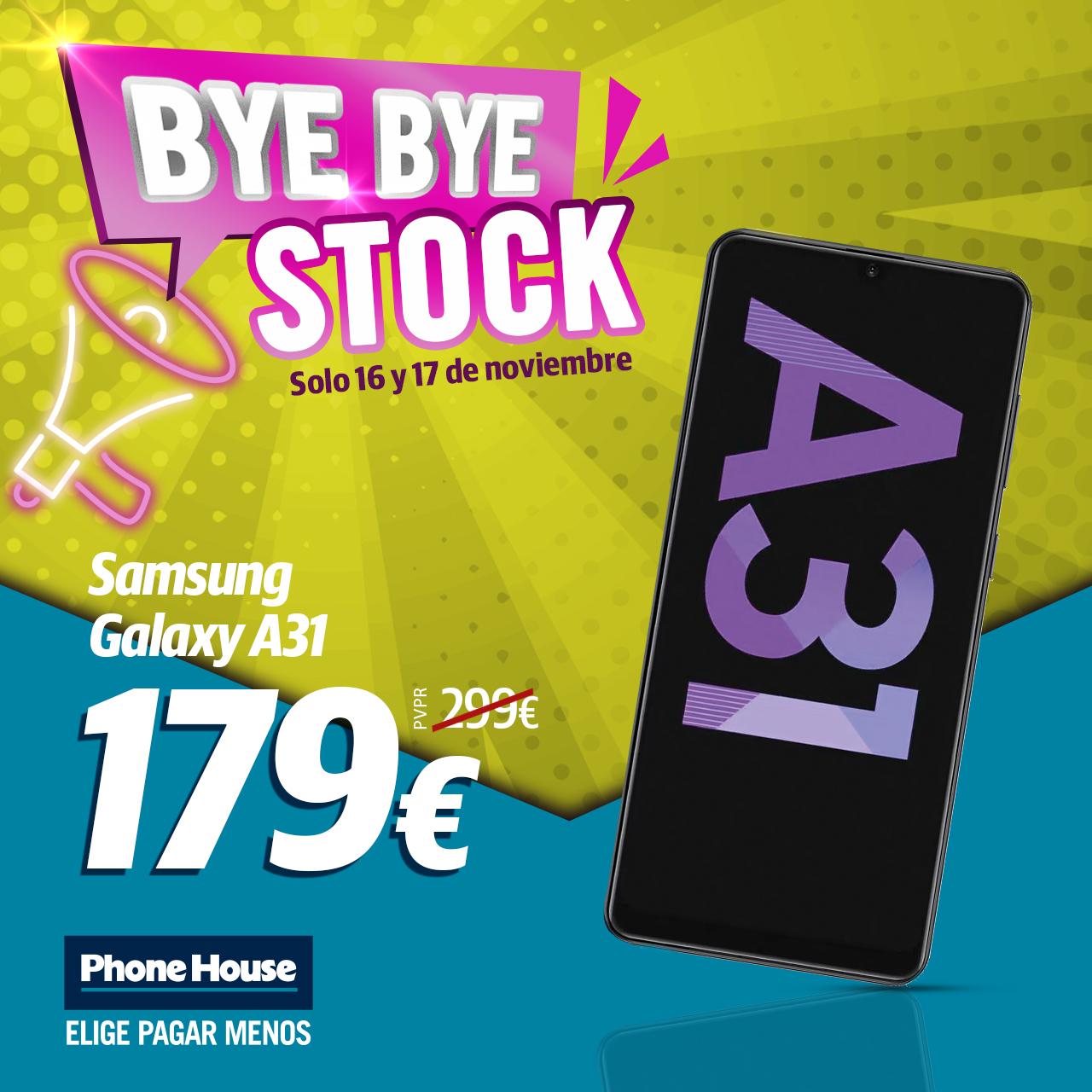 Rrss Bye Stock Prioridad 2 Smartphones