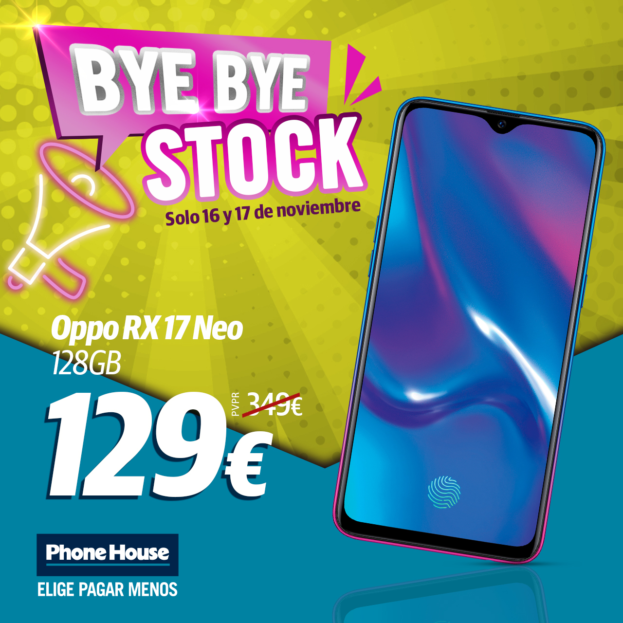 Rrss Bye Stock Prioridad 3 Smartphones