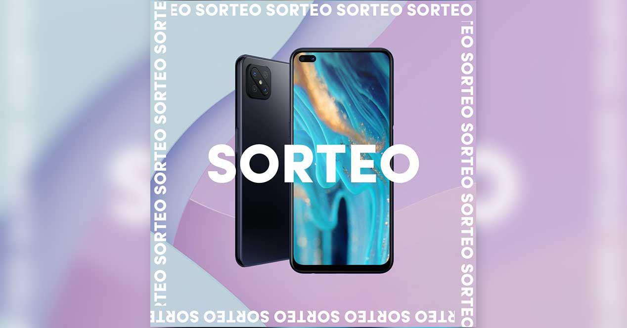 Sorteo Oppo Reno4 Z