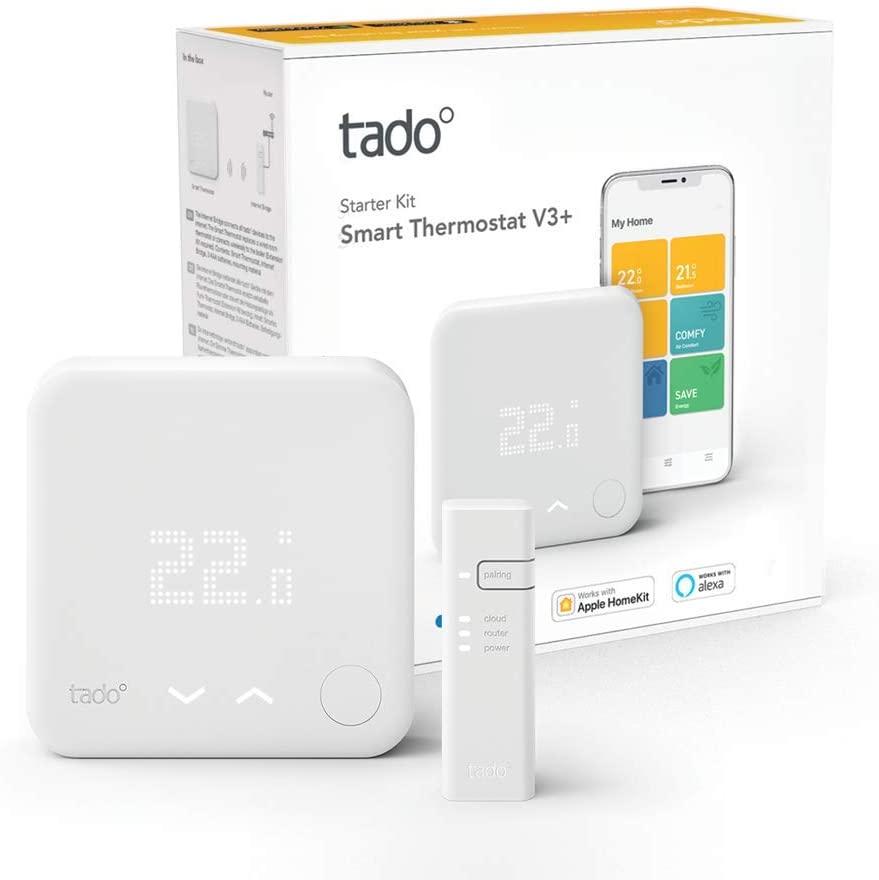 Termostato Inteligente Tado Kit De Inicio V3
