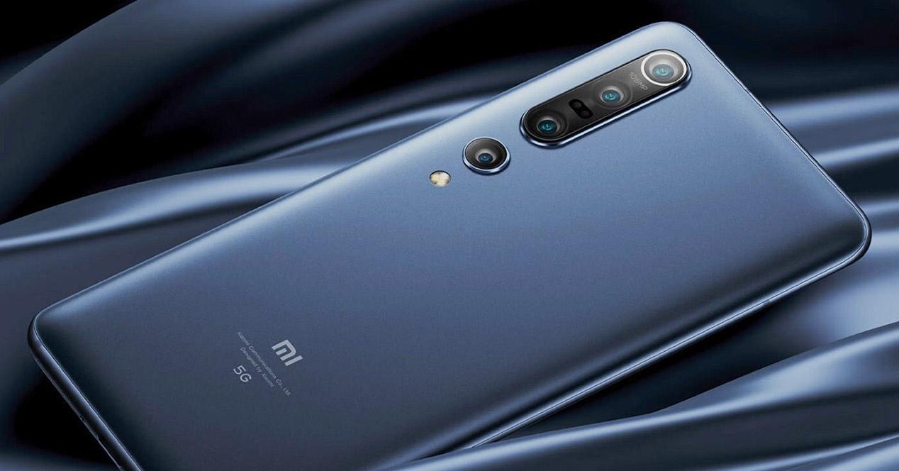 Xiaomi Mi 10 Pro Azul