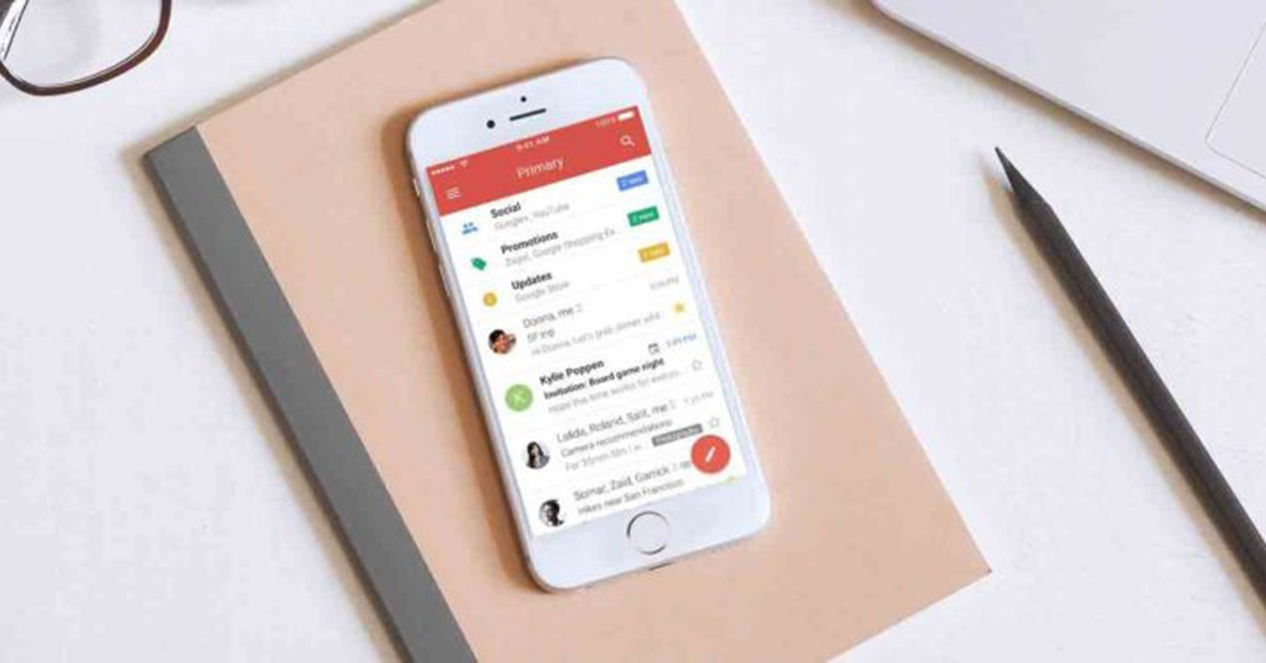 App De Gmail En Iphone