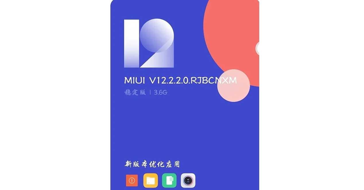 Miui 12 Xiaomi Mi 10