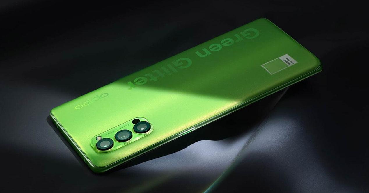 Oppo Reno4 Pro 5g Verde