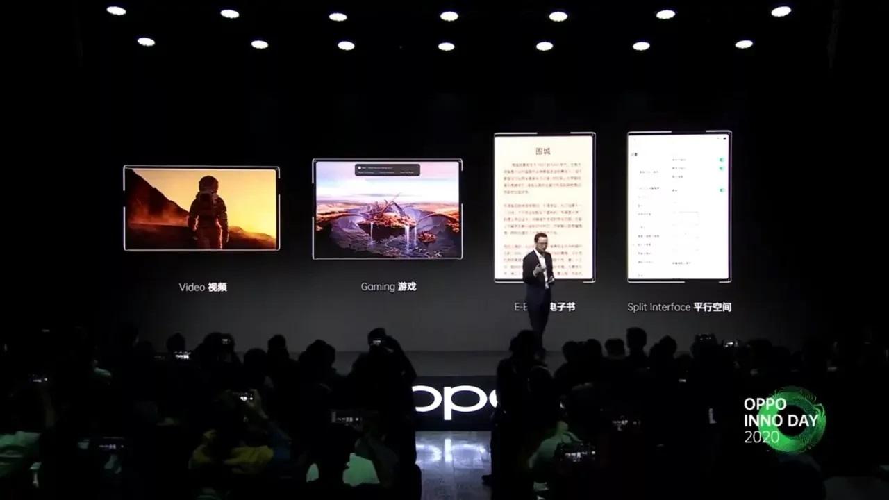 Presentación Oppo X 2021