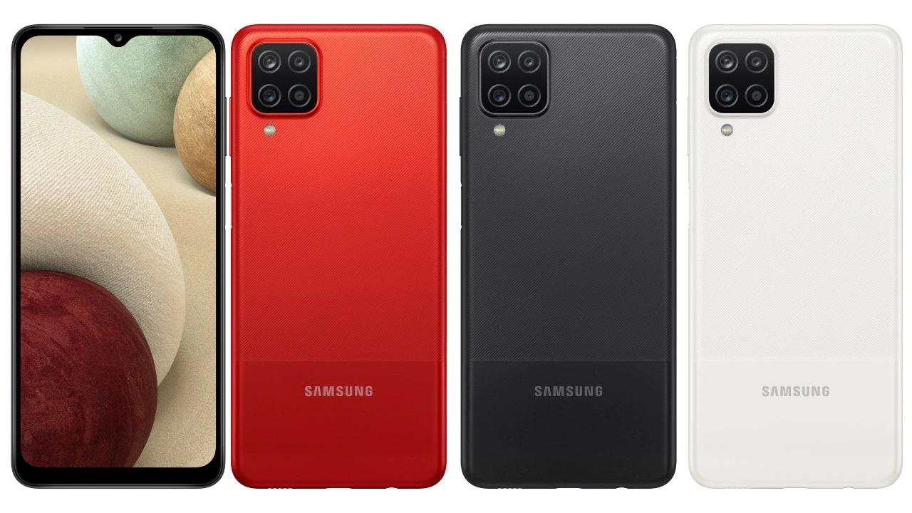 Samsung Galaxy A12 1