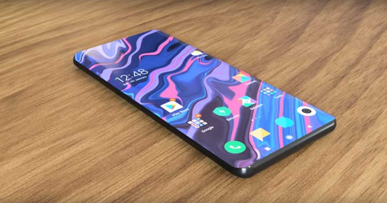 Xiaomi Mi 11 Concepto En Imagen