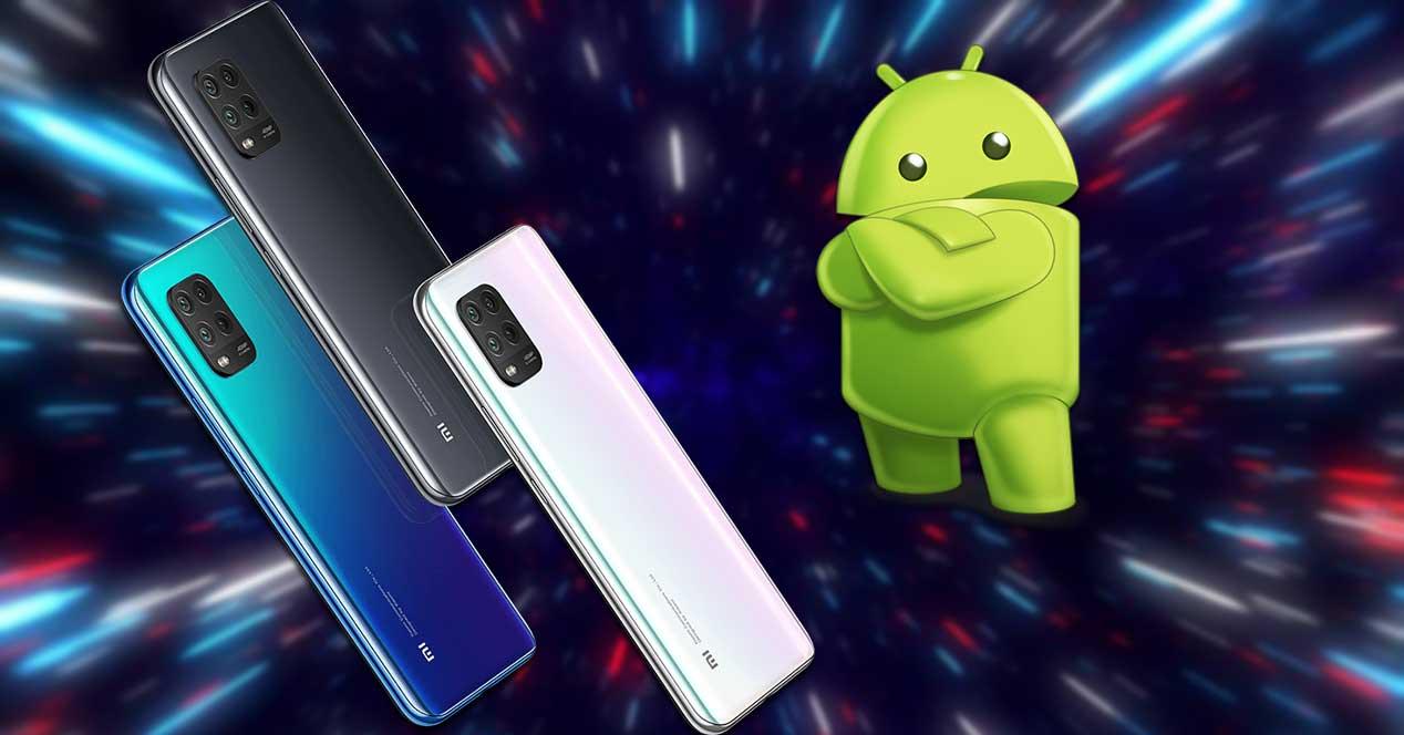Android 11 Llega A Xiaomi Mi 10 Lite 5g