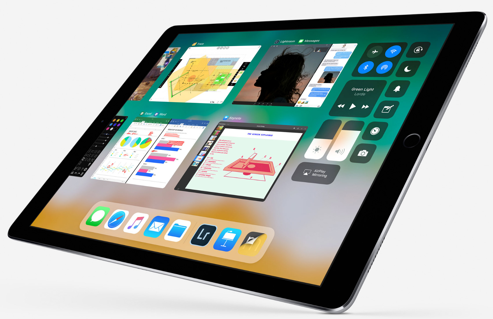 Apple Ipad De 10 Pulgadas