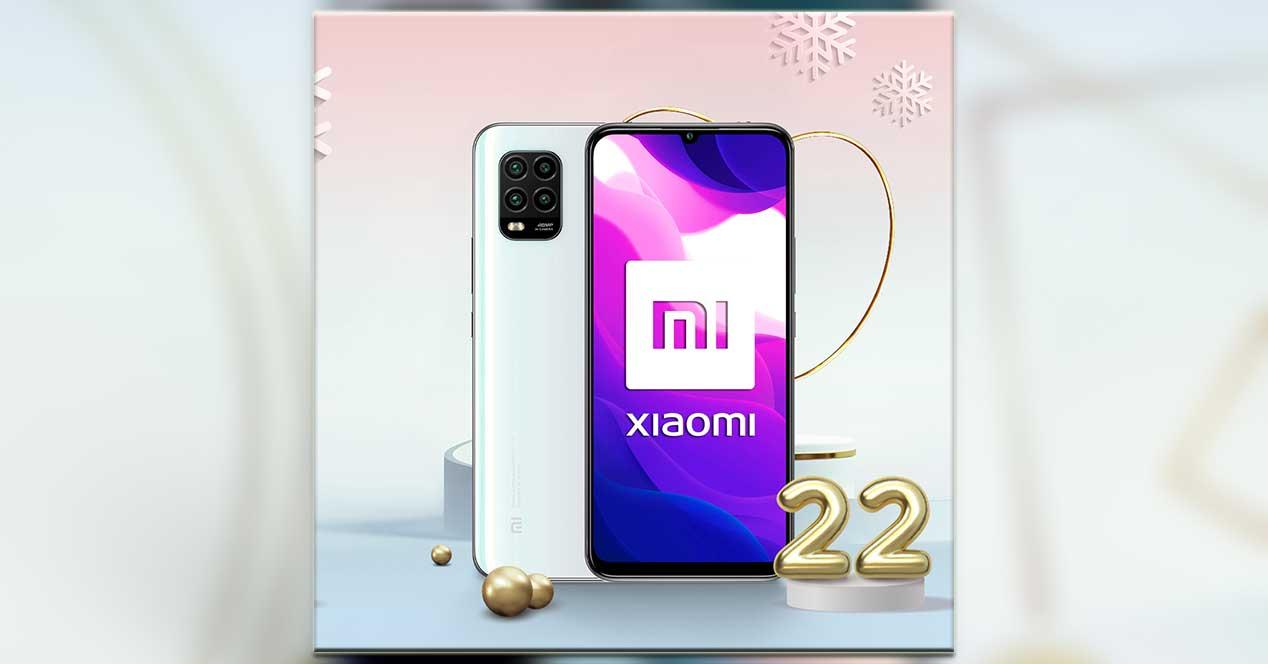Calendario De Adviento Sorteo Xiaomi Mi 10 5g