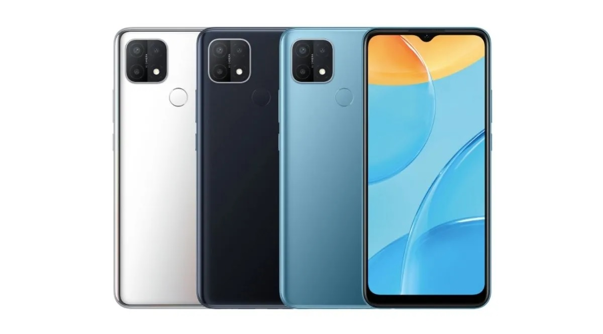 Oppo A15s Colores