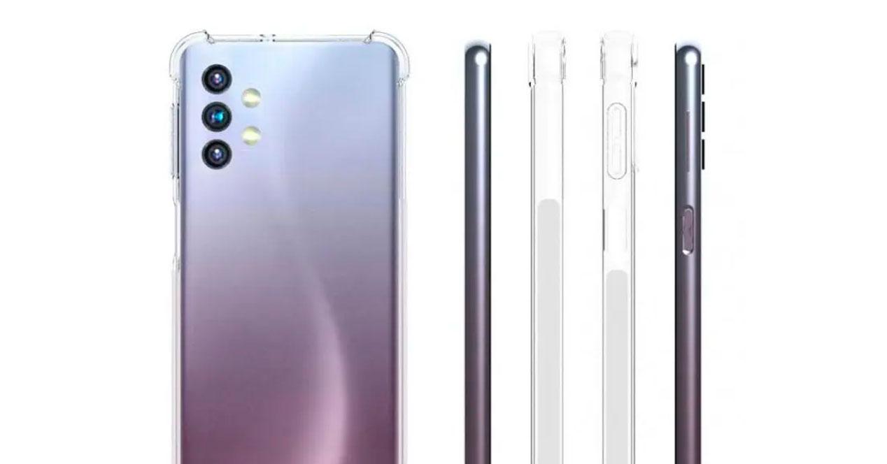 Samsung Galaxy A32 5g Imagenes