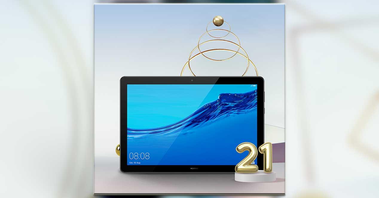 Sorteo Huawei Mediapad T5