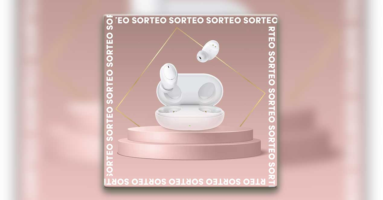 Sorteo Oppo Enco W11