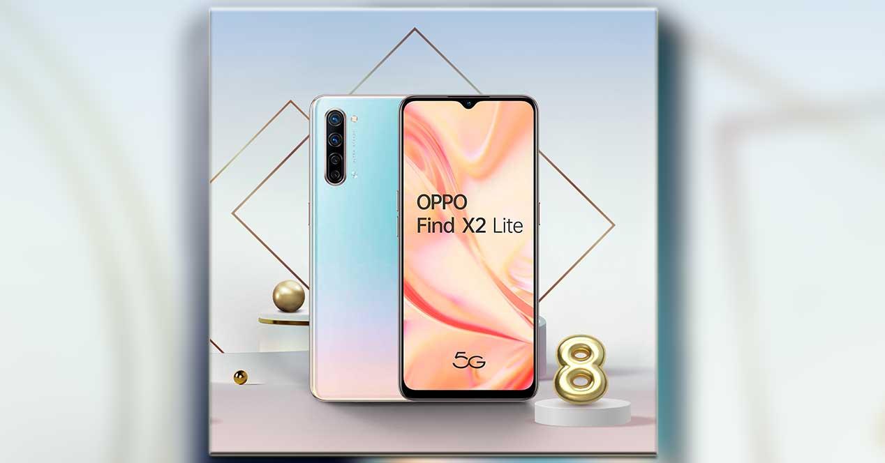Sorteo Oppo Find X2 Lite