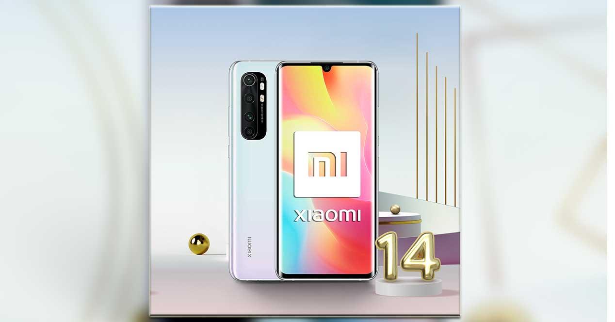 Sorteo Dia 14 Del Xiaomi Mi Note 10 Lite