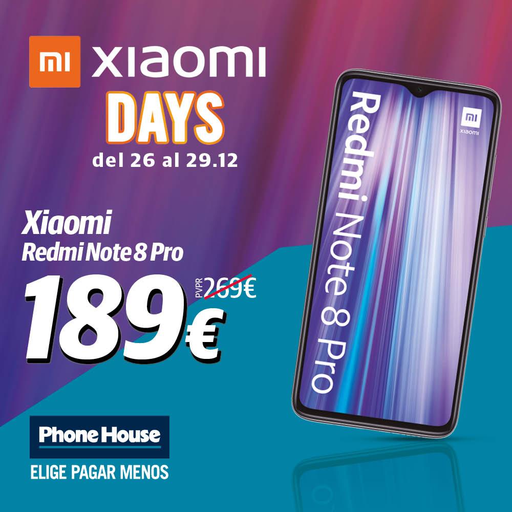 Xiaomi Days Redmi Note 8 Pro