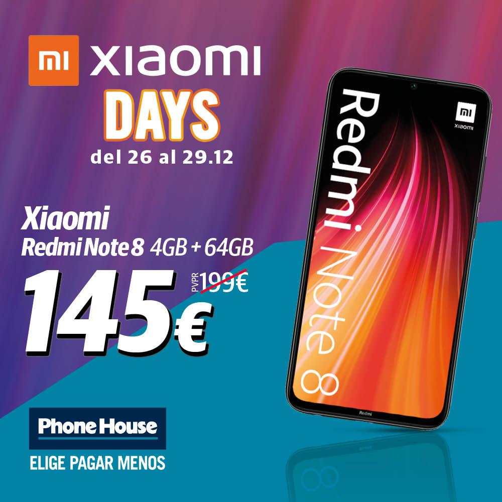 Xiaomi Days Redmi Note 8
