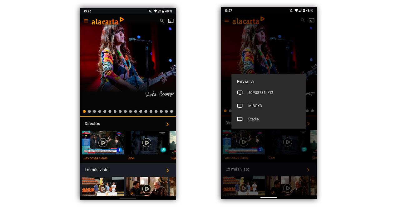 Directo Rtve App