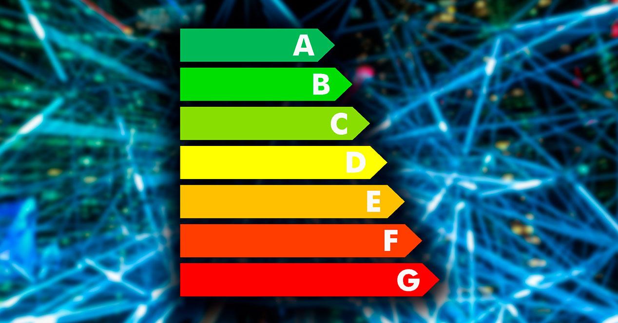 Etiquetado Energético Electricidad