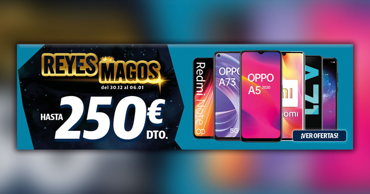 Ofertas Phone House Reyes Magos 2020