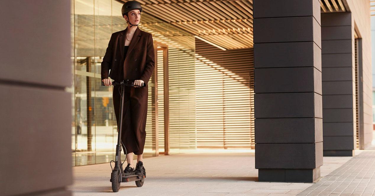 Patinete Xiaomi Mi Electric Scooter 1